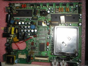 Схема elenberg tv 807