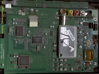 Телевизор jvc c-2155em